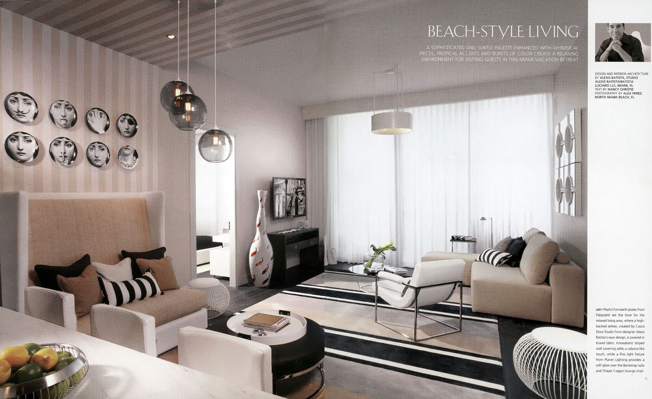 miami home amp decor 2011 studio alexis batista home decor miami decorating ideas