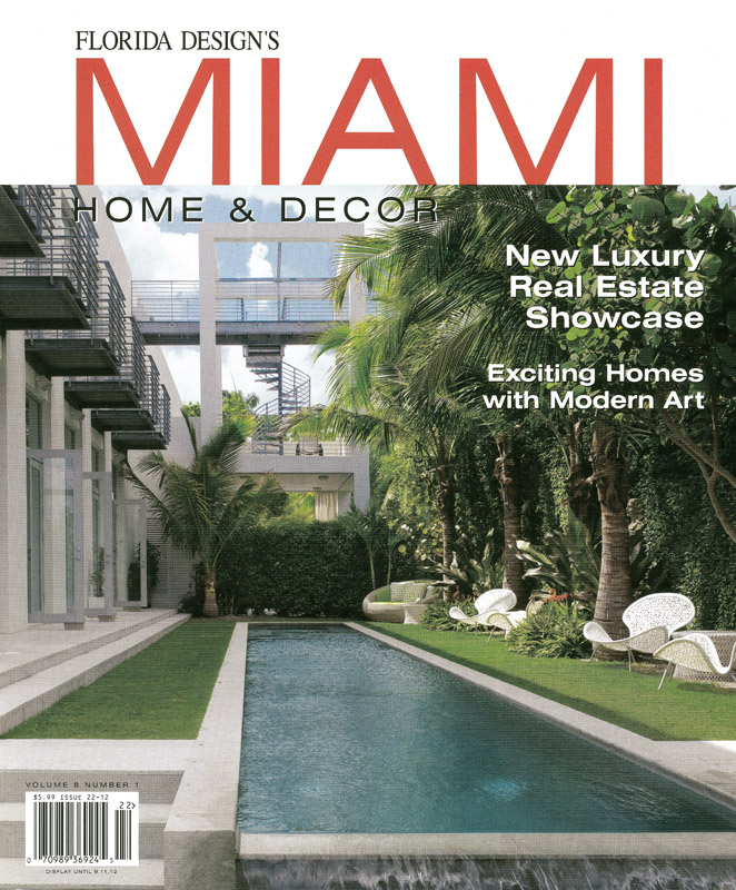 Miami Home & Decor Spring Summer 2012